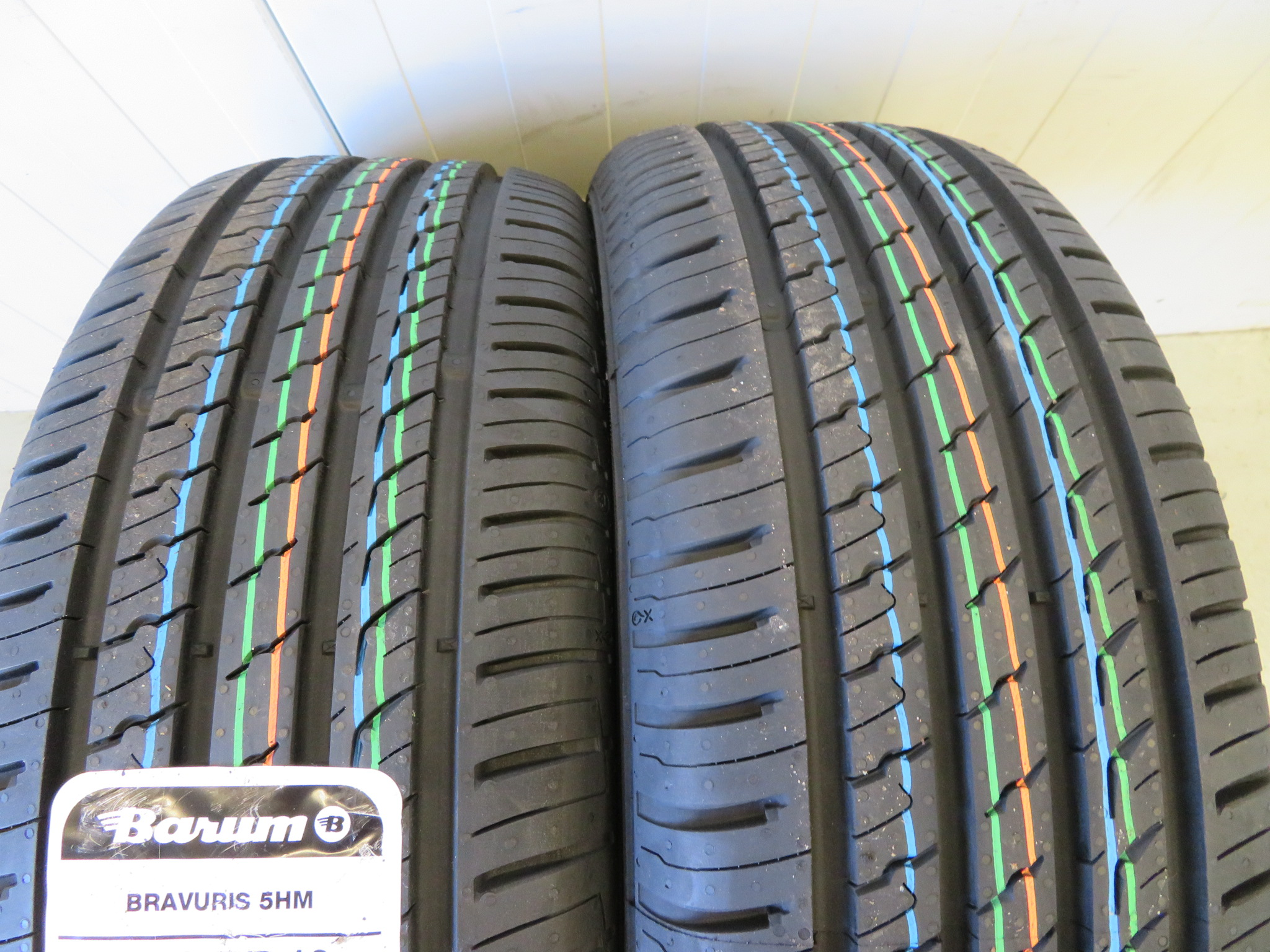 Barum Bravuris 5HM 205/55R16 91V