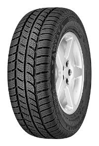 Continental Vanco winter2 205/65 R16C 107/105T